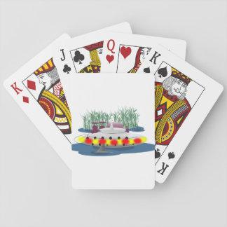 Fiska, eller fiskas? casinokort