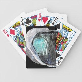 Fiska lägerkort spelkort