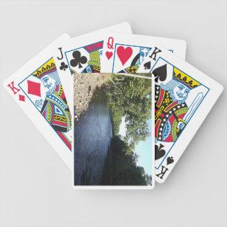 fiska leka kort spelkort