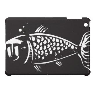 Fiskansikte iPad Mini Fodral