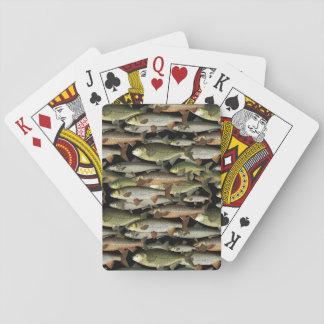 Fiskare fantasi kortlek