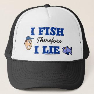 Fiskare hatt truckerkeps