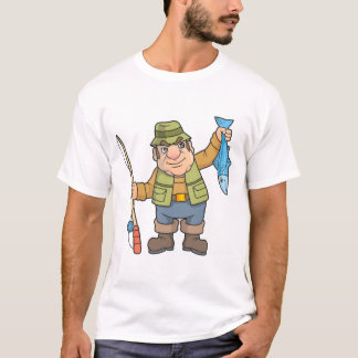 fiskare tee shirts