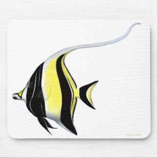 Fisken Mousepad för Moorishförebildrev Musmatta