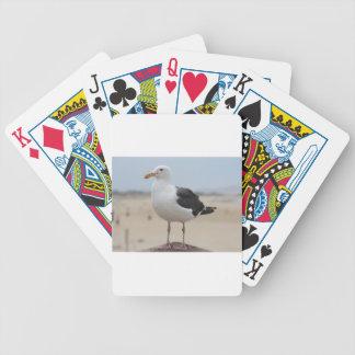 Fiskmås Spelkort