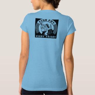 """Fisksmåfisk varje fredag "", T Shirts"
