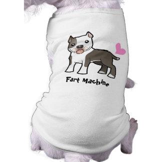 Fismaskin (terrieren för Pitbull/Am Staffordshire) Långärmad Hundtöja