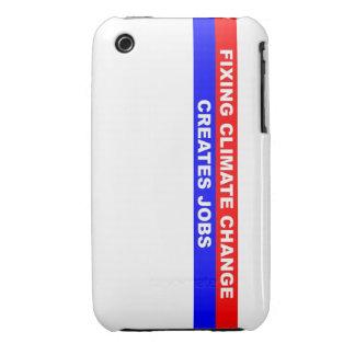 Fixandeklimatförändring skapar jobb iPhone 3 Case-Mate cases