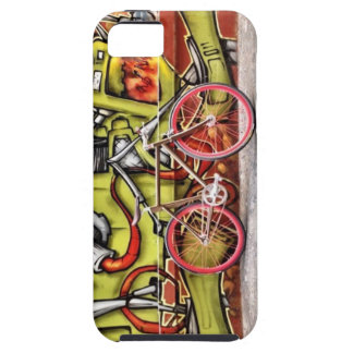Fixie ang-grafitti iPhone 5 fodral