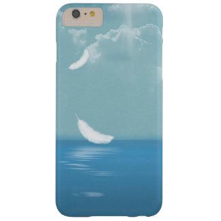 fjäder som flyter över hav barely there iPhone 6 plus fodral
