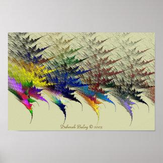 Fjädrar Posters