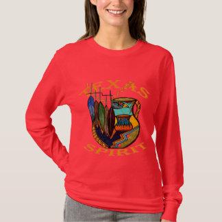 Fjädrar & krukaande tee shirt