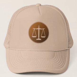 Fjäll av rättvisa - hatt keps