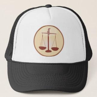 Fjäll av rättvisa keps