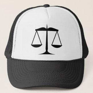 Fjäll av rättvisa (lag) truckerkeps