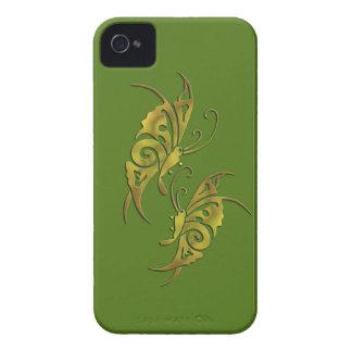 Fjäril - blackberry boldfodral Case-Mate iPhone 4 fodraler