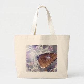 Fjäril Tote Bags