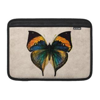 Fjärilar för vintagefjärilsillustration 1800's MacBook sleeve