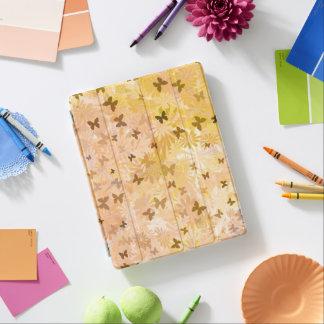 Fjärilar och daisy av Shirley Taylor iPad Skydd