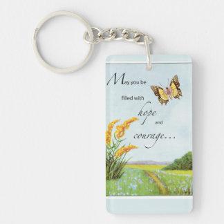 Fjärilar och vildblommar, hopp och kurage