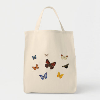 Fjärilar Tygkasse