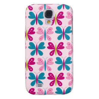 FjärilsIPhone 3G fodral Galaxy S4 Fodral