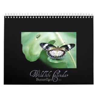 Fjärilskalender v.1 kalender