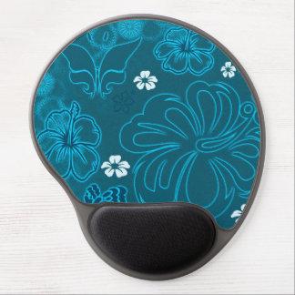 FjärilsmodeGel Mousepad Gelé Mus-mattor