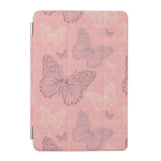 Fjärilsrosorna iPad Mini Skydd