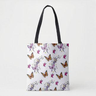 Fjärilstote bags tygkasse