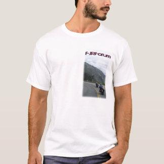 FJRForum fundraiser 6 T-shirts