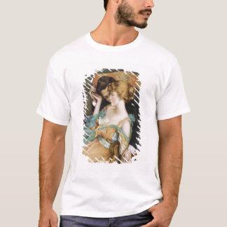 Flå dig kärlek till handlag Mary Greene T Shirt