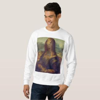 Flå djupt lång ärmad tröja