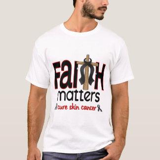 Flå kor 1 för cancertromaterier tröjor