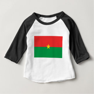 flag_burkina_farso t-shirt