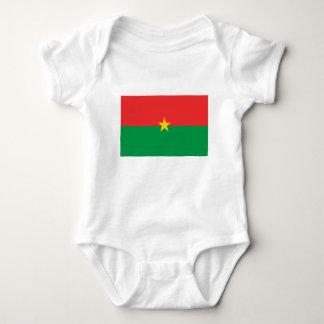 flag_burkina_farso t shirts