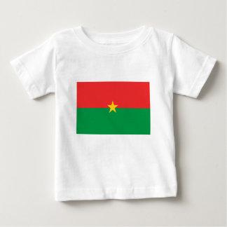 flag_burkina_farso tshirts