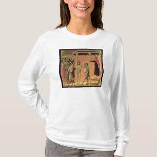 Flagellationen, från den Maesta altarpiecen Tee