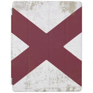 Flagga av alabama iPad skydd