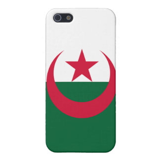 Flagga av Algeriet iPhone 5 Cases
