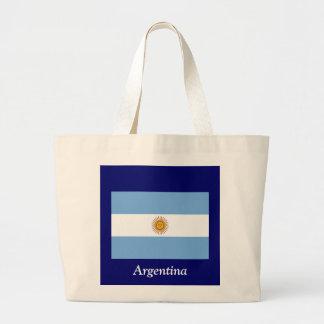 Flagga av Argentina Jumbo Tygkasse