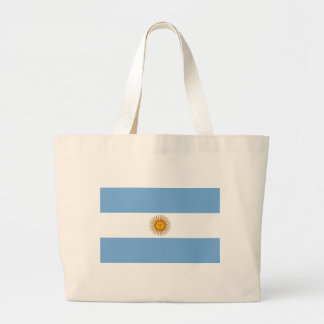 Flagga av Argentina Tote Bags