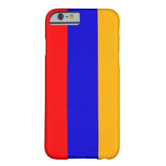 Flagga av Armenien Barely There iPhone 6 Fodral