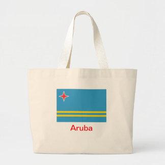 Flagga av Aruba Jumbo Tygkasse