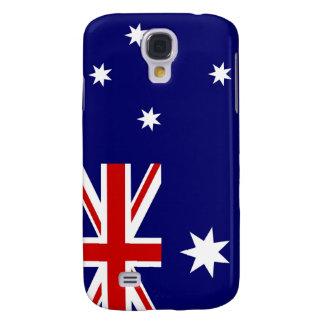 Flagga av Australien Galaxy S4 Fodral