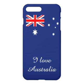 Flagga av Australien iPhone 7 Plus Skal