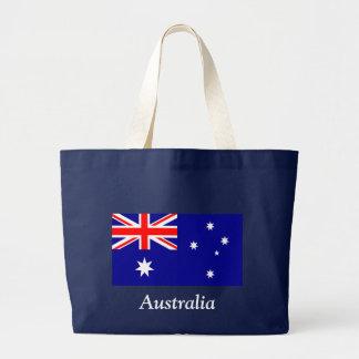 Flagga av Australien Kasse