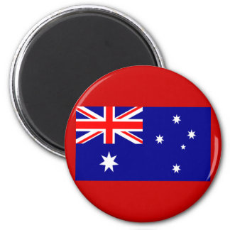 Flagga av Australien Magnet