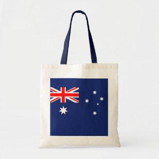 Flagga av Australien Tygkasse
