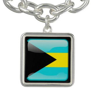 Flagga av Bahamas Armband